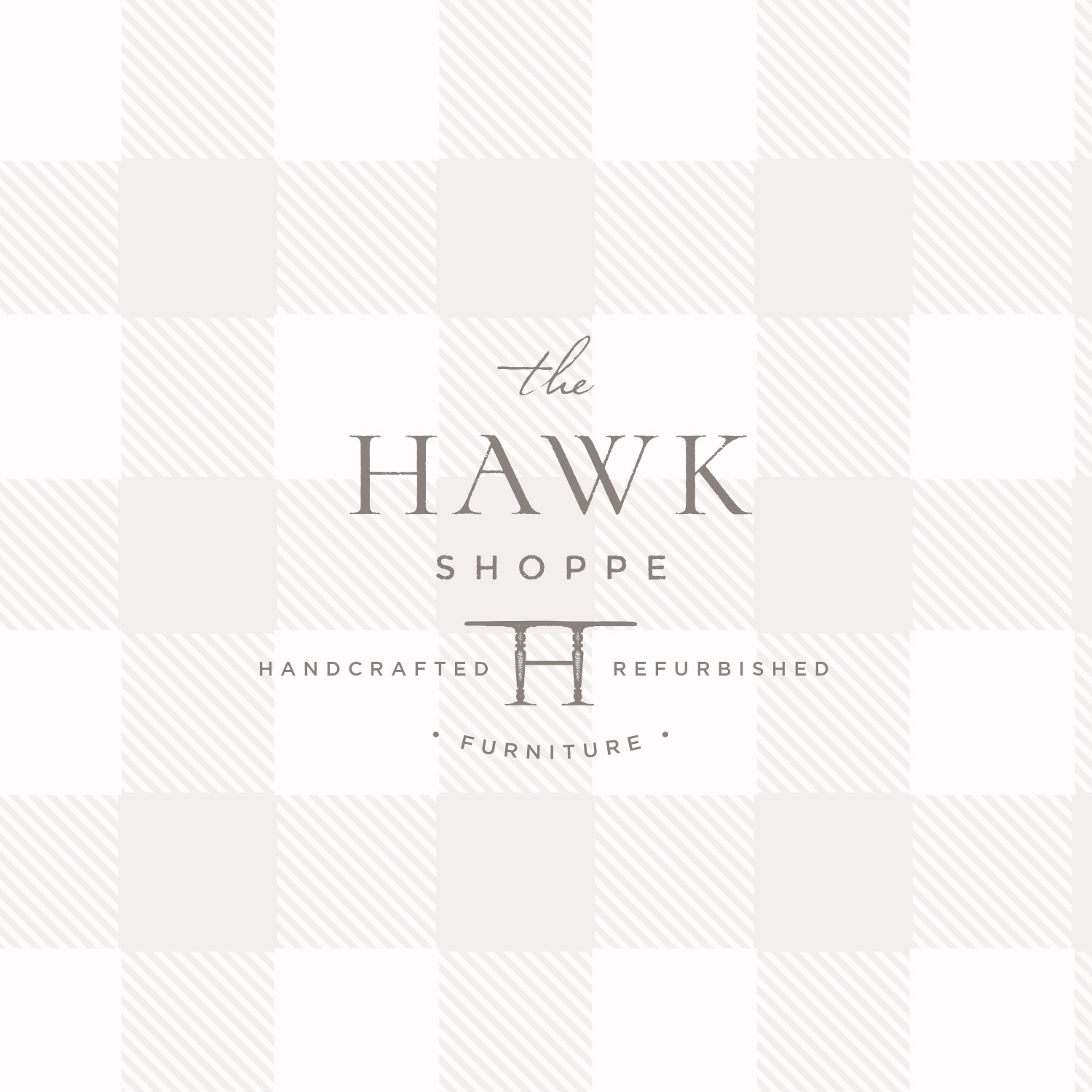 The Hawk Shoppe Logo Design