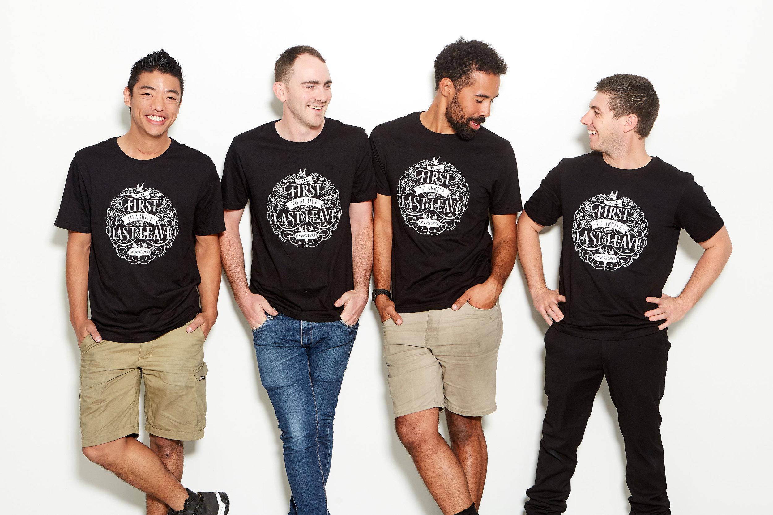 Novatech t-shirt design competition 2017