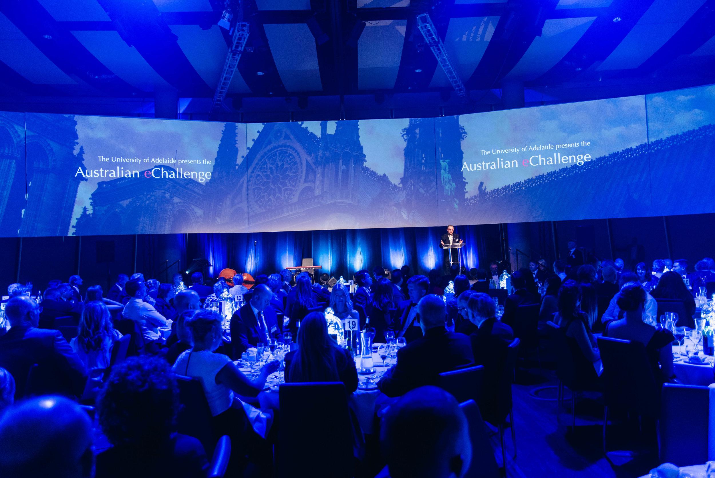 eChallenge Awards Dinner 2016