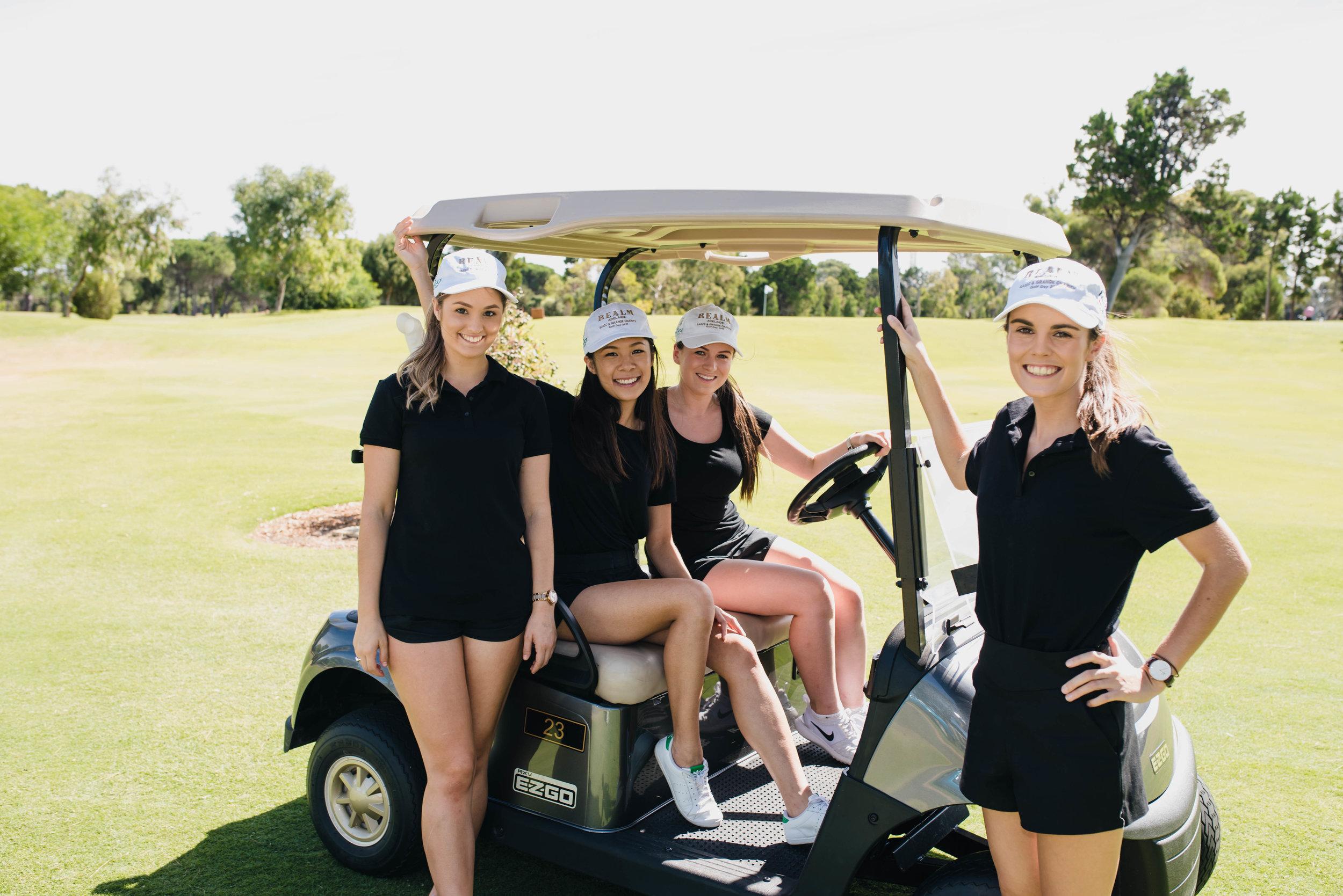 Realm Adelaide Italian Golf Day 2017