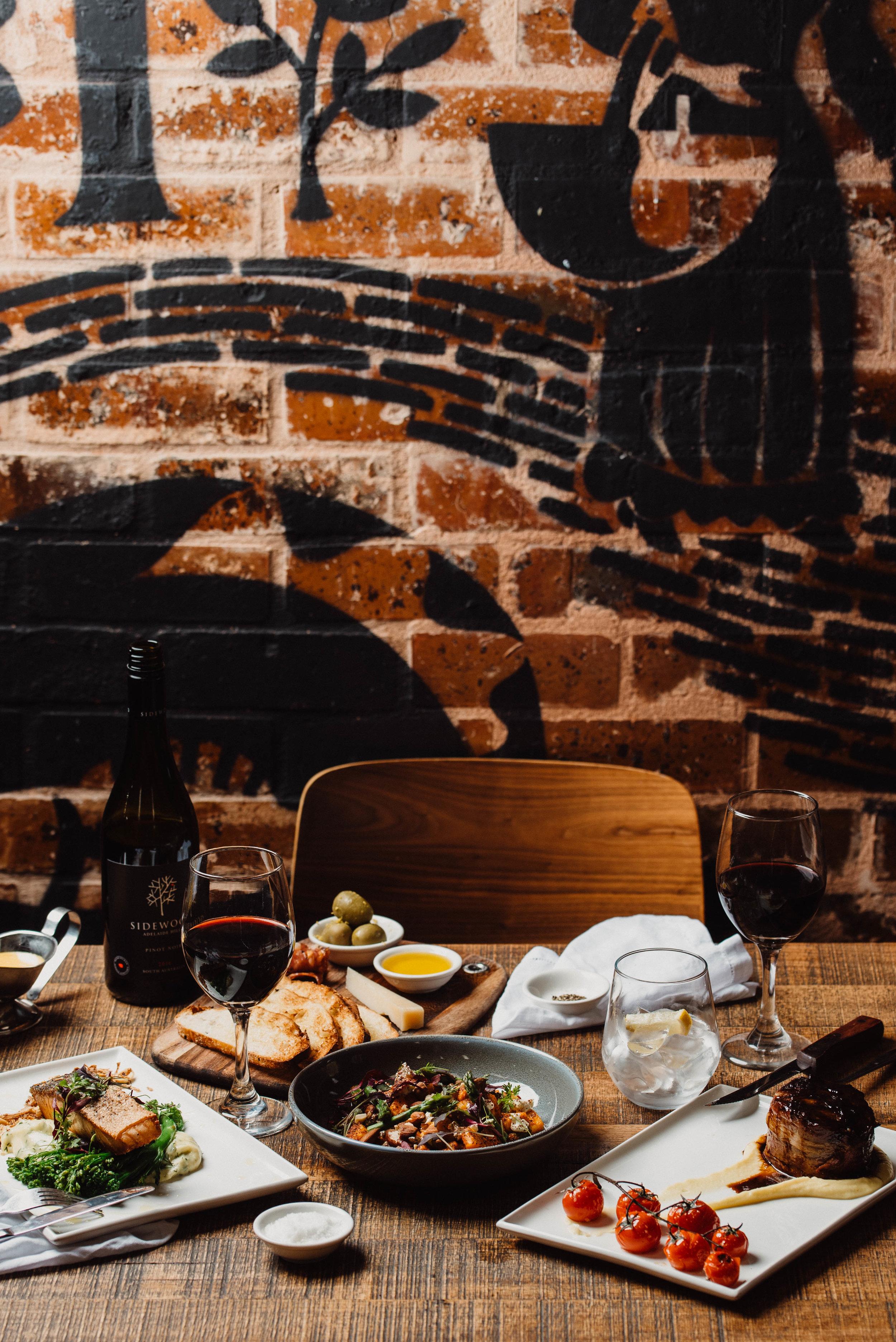 The Haus Restaurant