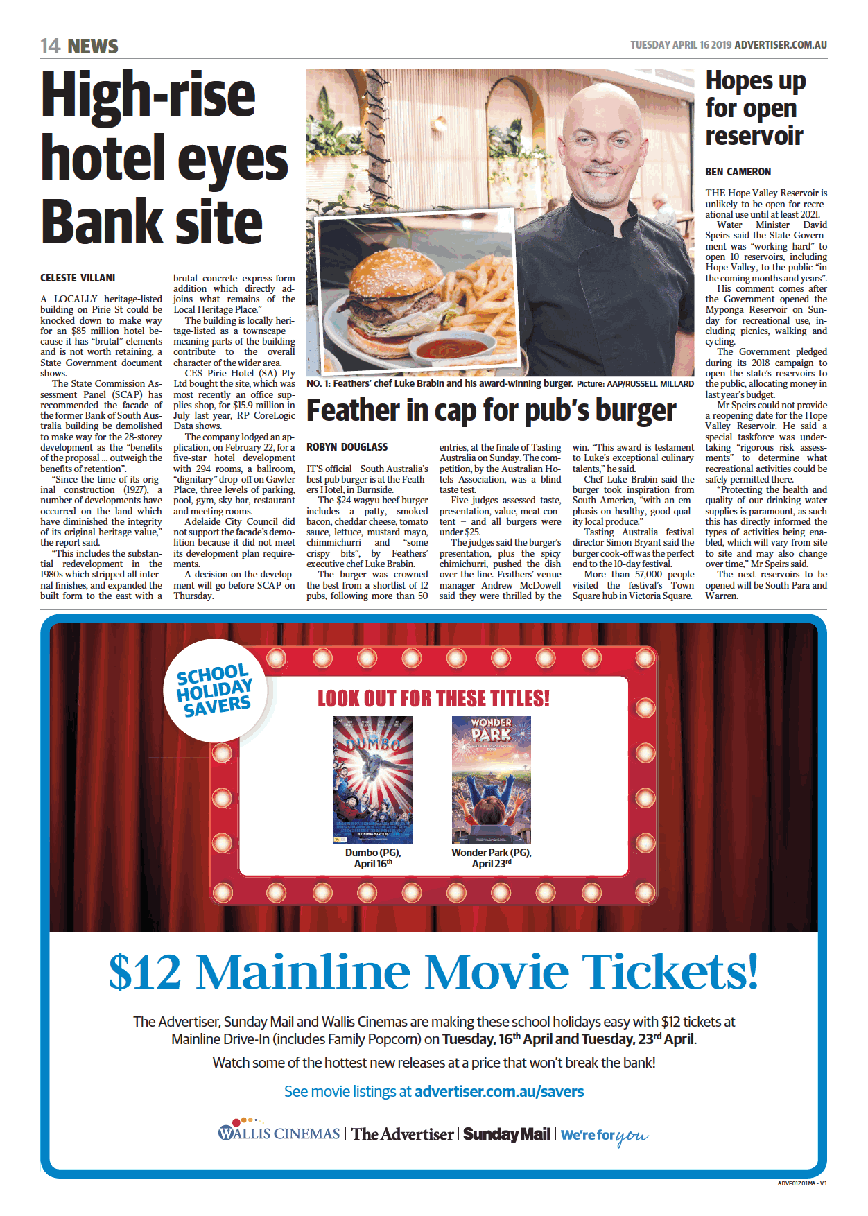 Feathers Hotel Precinct - The Advertiser 1 (Print).png