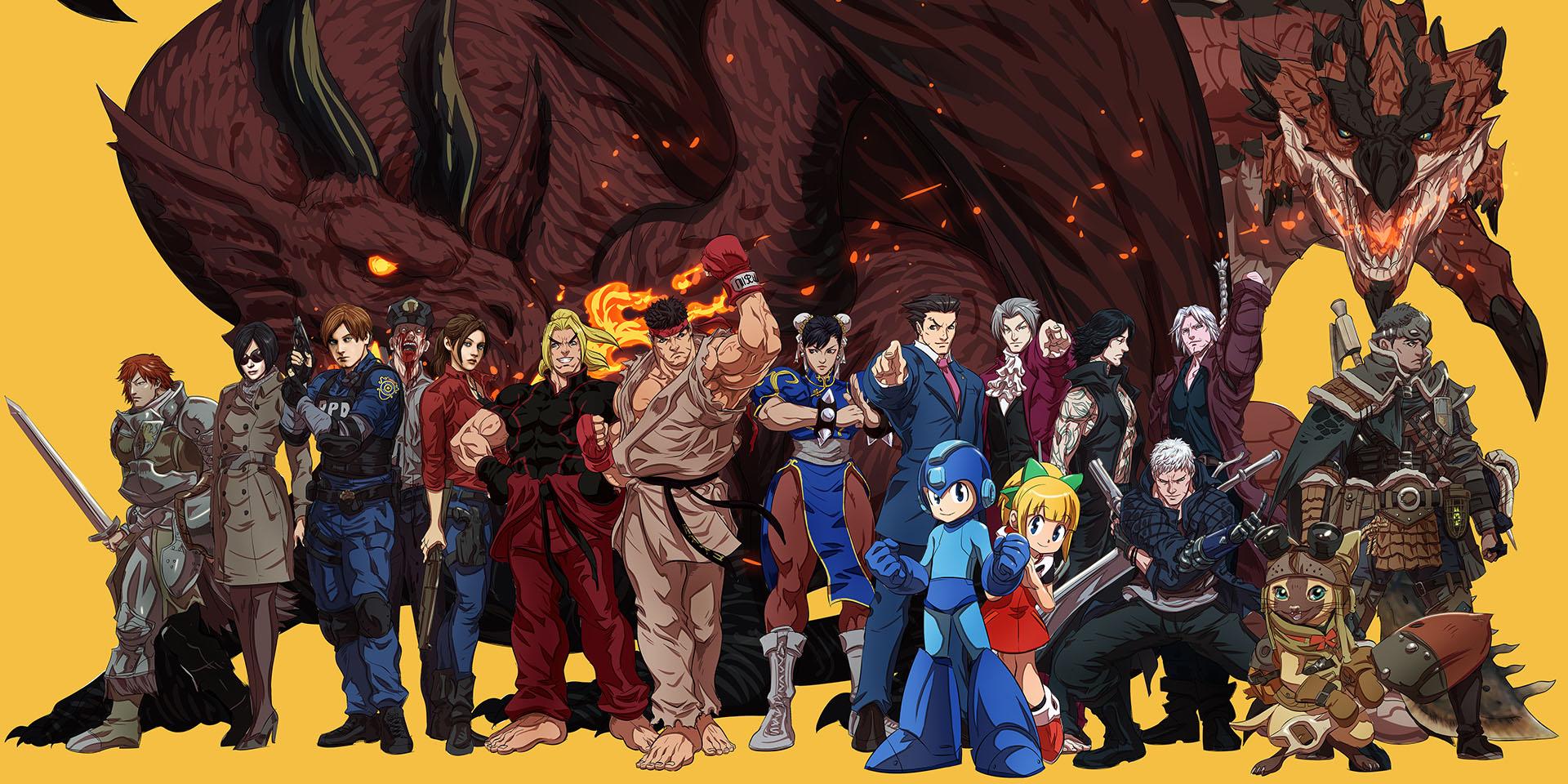 Image by: Capcom ( https://images.app.goo.gl/EUmv2BEhsxTDYzjW9 )