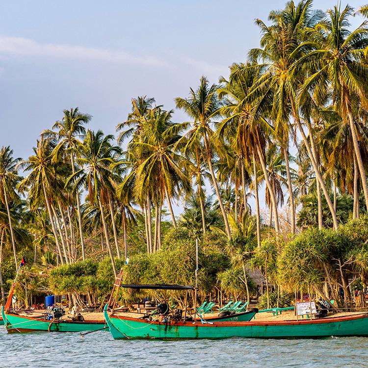 Photo by  JmBaud  - Rabbit Island, Cambodia