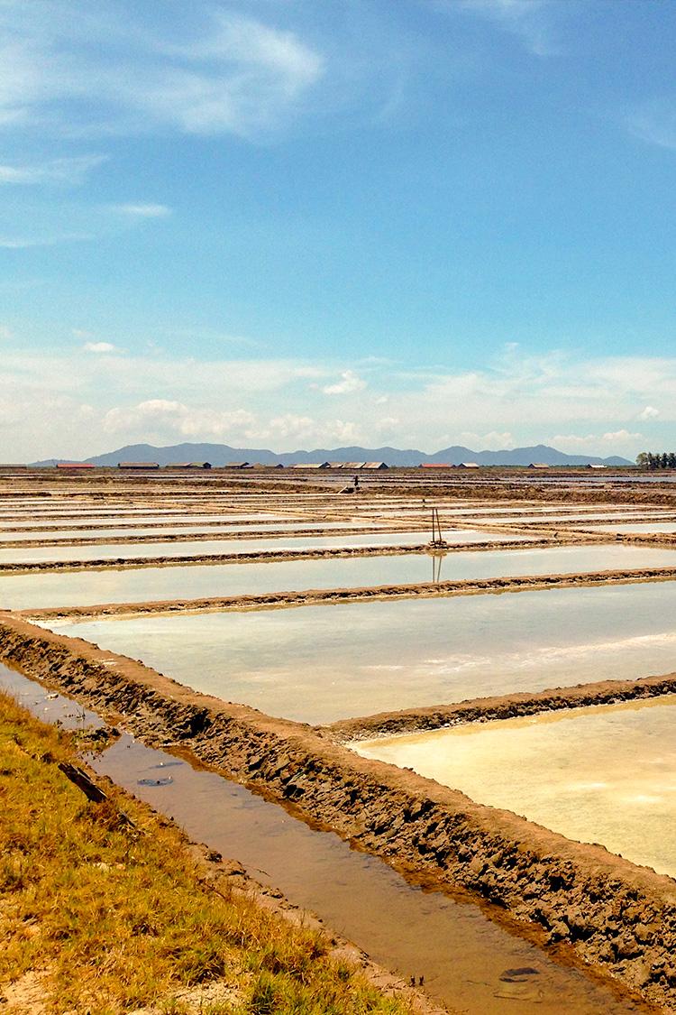 Photo by  James Antrobus  - Salt Flats, Kep