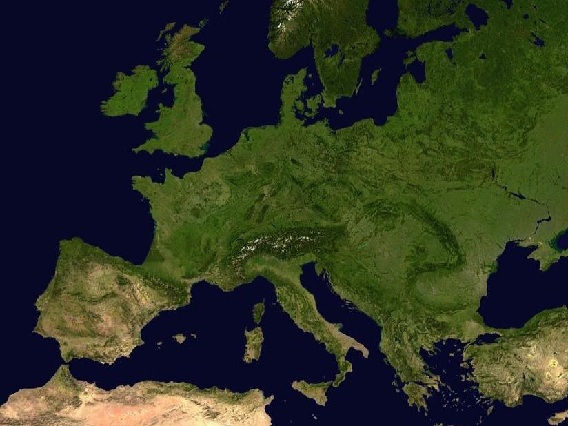 EUROPE - TeammatesStudent MinistryPowerful Word in Local ChurchHealth