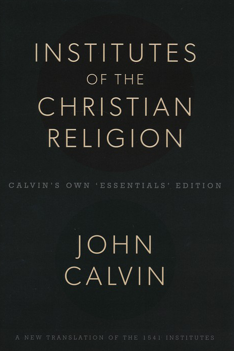 Calvin's Institutes, Chapter 7