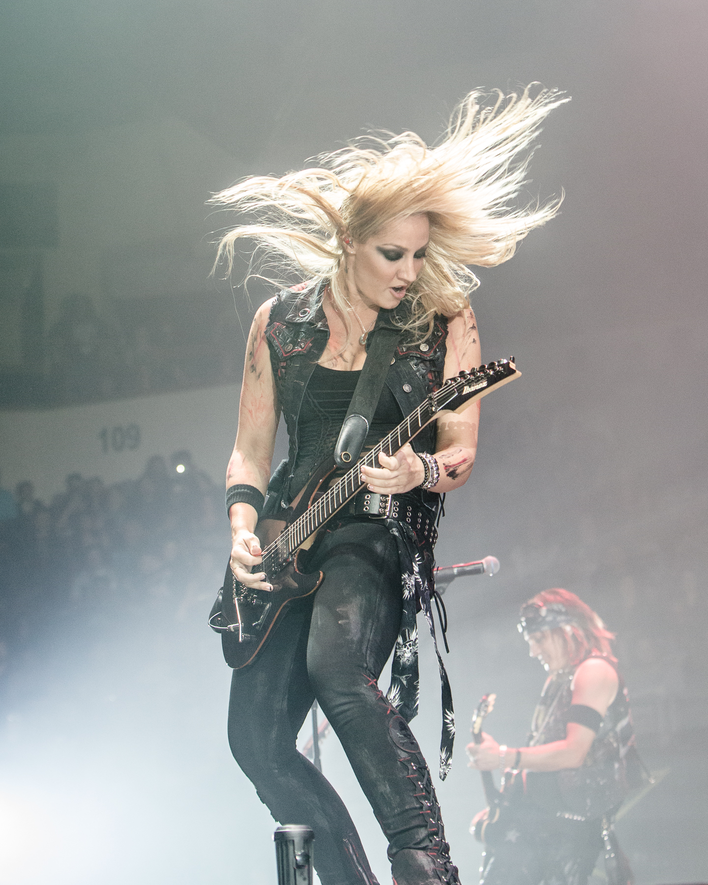 Alice Cooper guitarist Nita Strauss