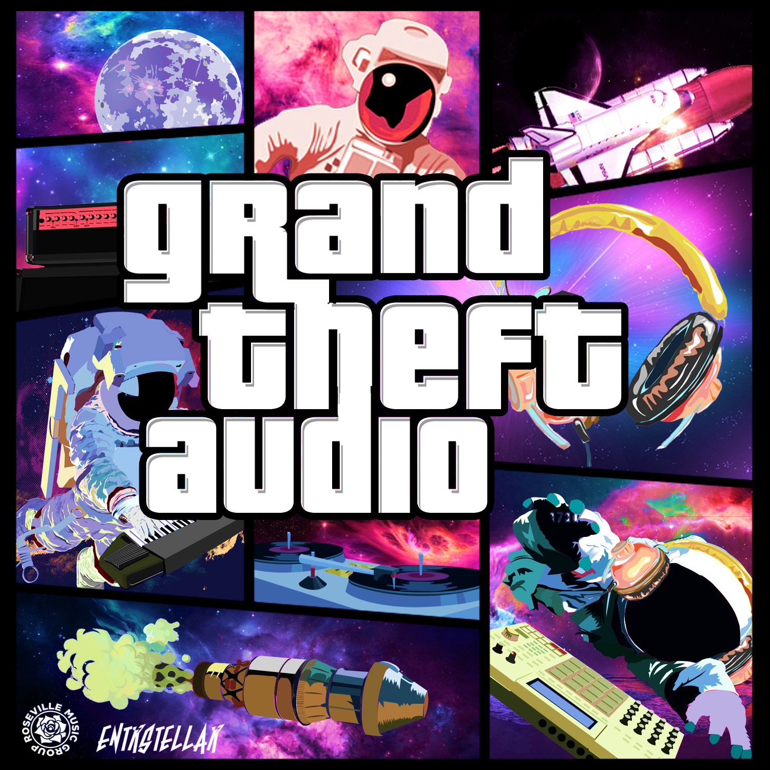 ENTRSTELLAR - Grand Theft Audio - 2015