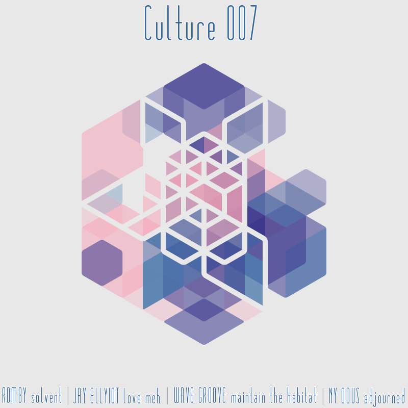 Jay Ellyiot - Love Meh (Culture Compilation 007)