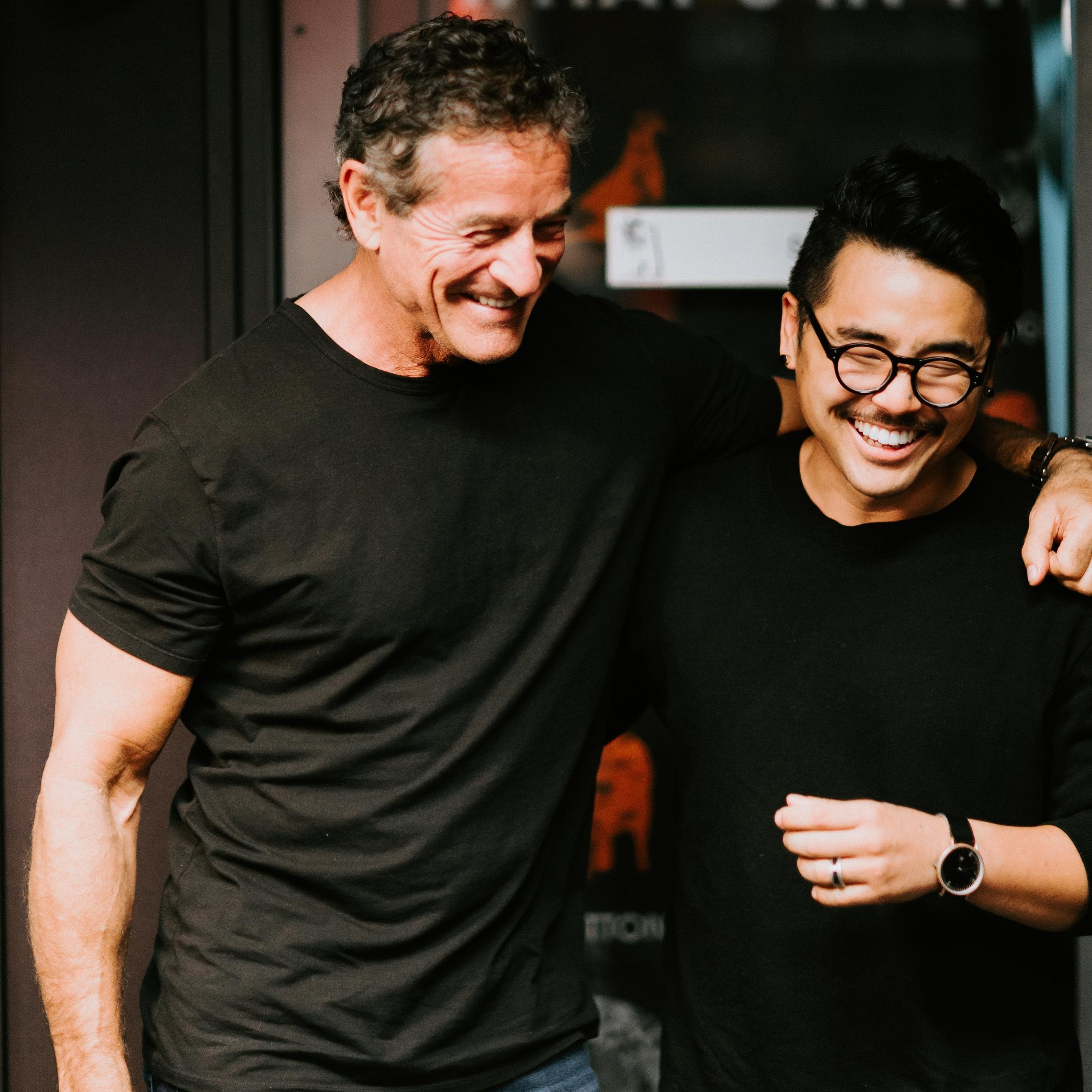 MENTORED WITH MARK BOURIS -