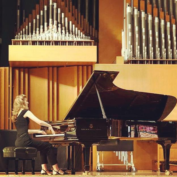 Steinway Campaign Concert, Syracuse            Univeristy
