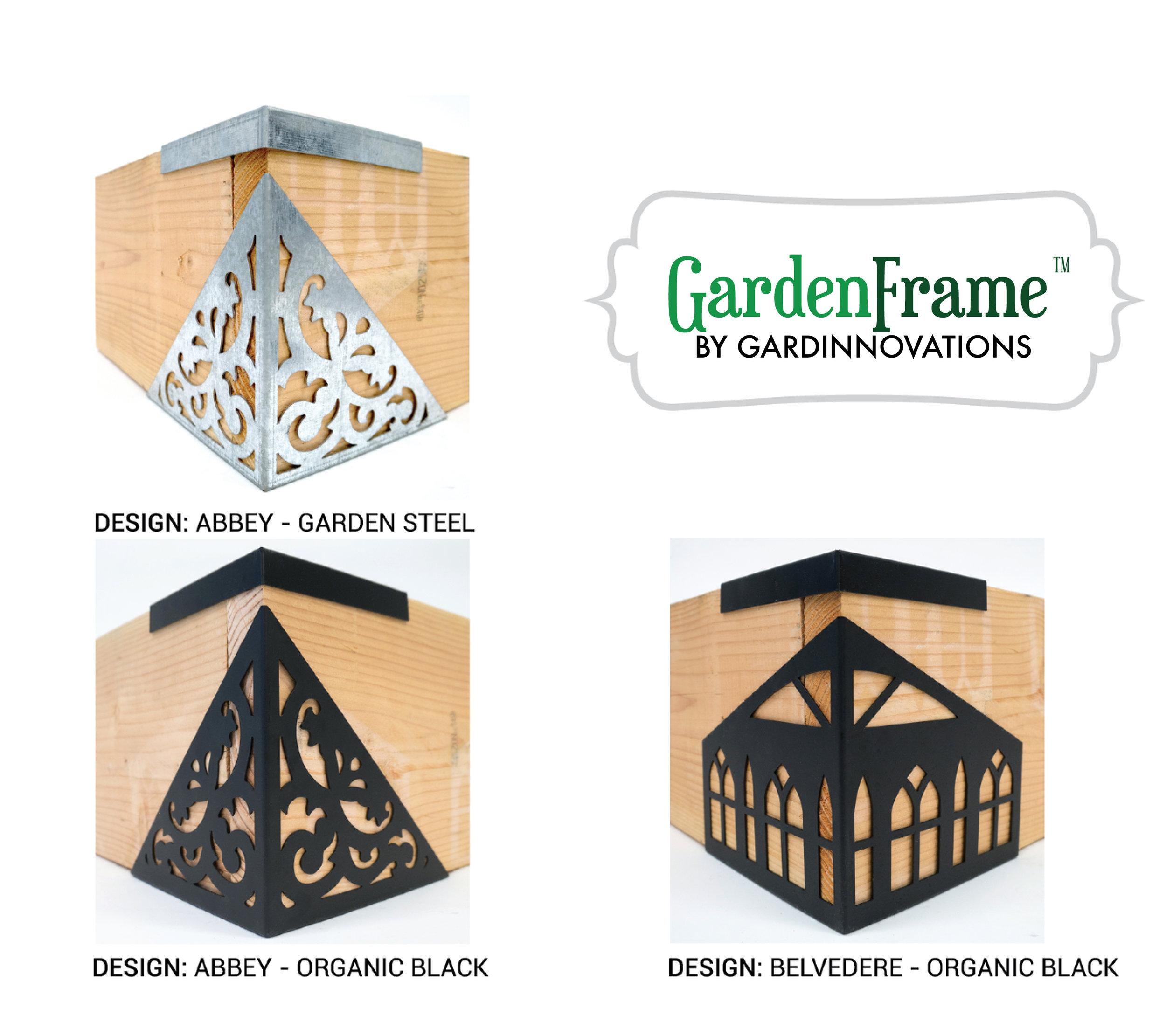 GardenFrame Line Sheet