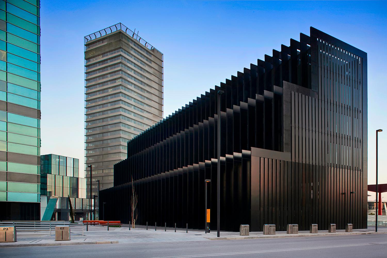 Olympus HQ Building  | RCR | Barcelona