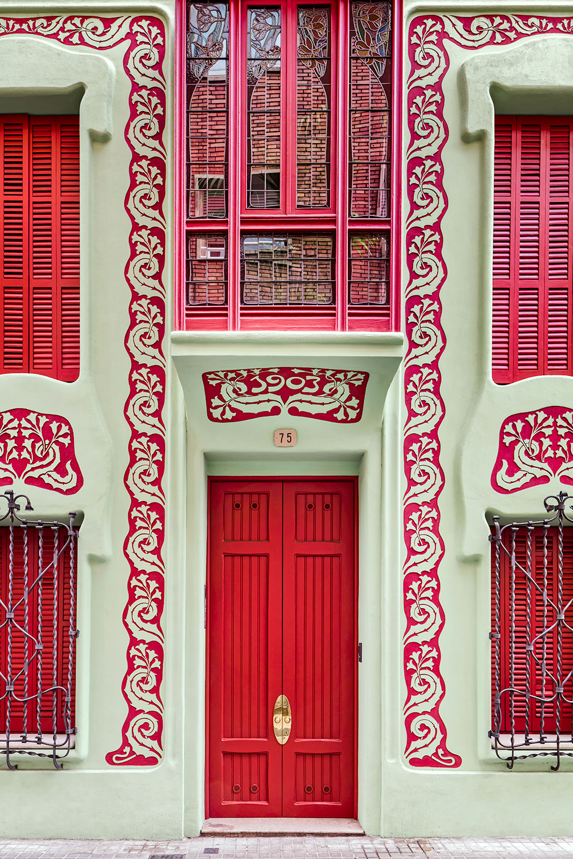 75, Pàdua Street  | Jeroni Granell | Barcelona