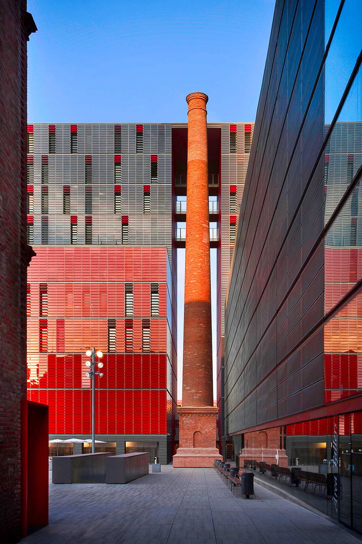 Pompeu Fabra University Campus  | Valls & Benedito | Barcelona