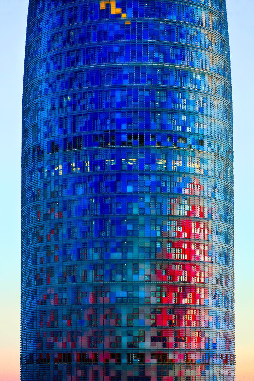 Agbar Tower    Jean Nouvel   Barcelona