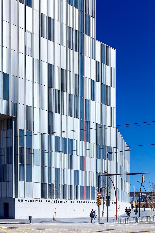 BarcelonaTech School  | Lapeña & Torres | Barcelona