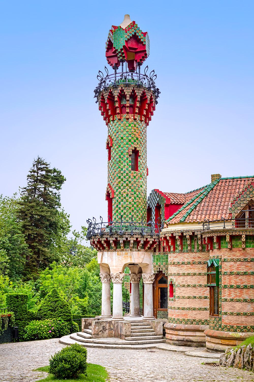 El Capricho  | Antoni Gaudí | Comillas, Cantabria
