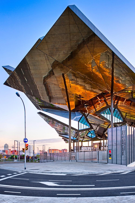 Mercat dels Encants  | b720 | Barcelona