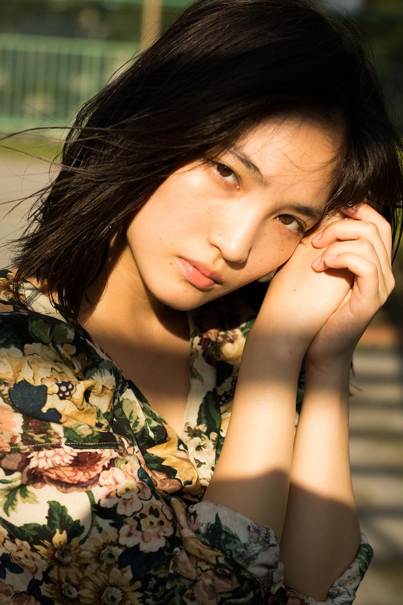 "Kiyo Matsumoto, ""Looking for the light"""