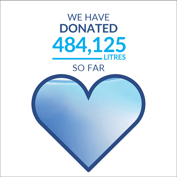 For every litre you buy, we donate AED 1 to the Al Jalila Foundation.