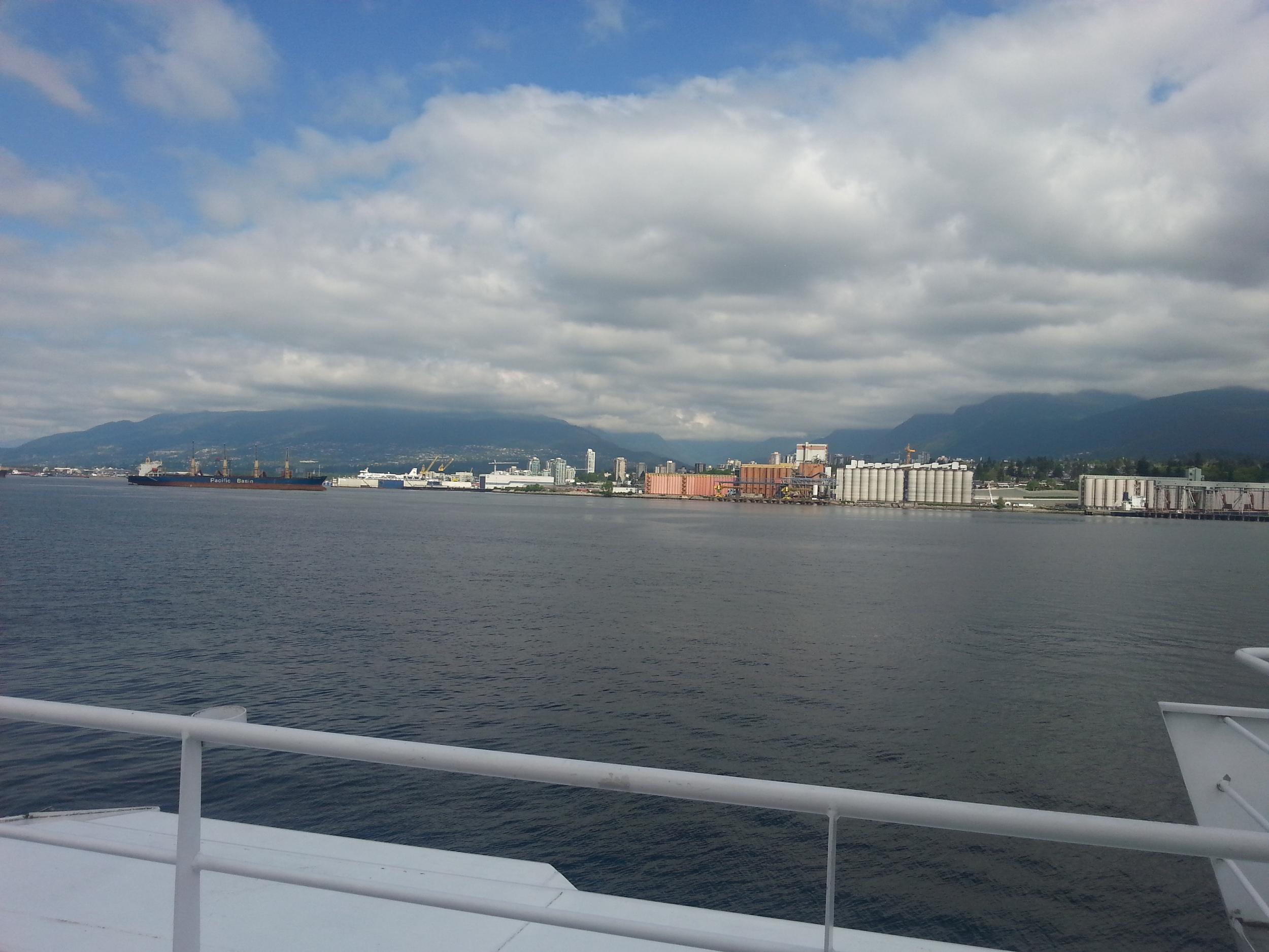 Vancouver. So near yet so far.
