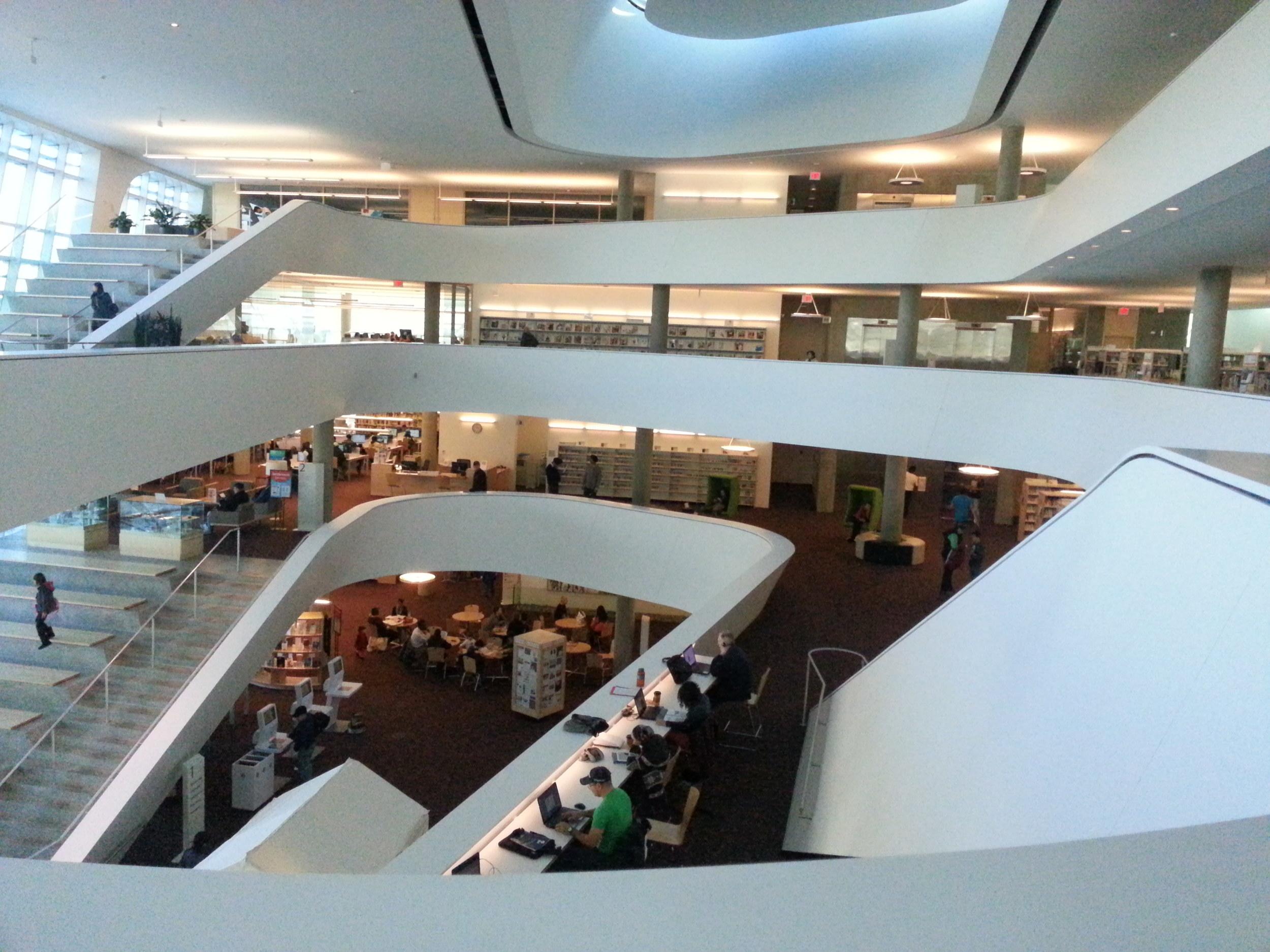 Surrey Library BC
