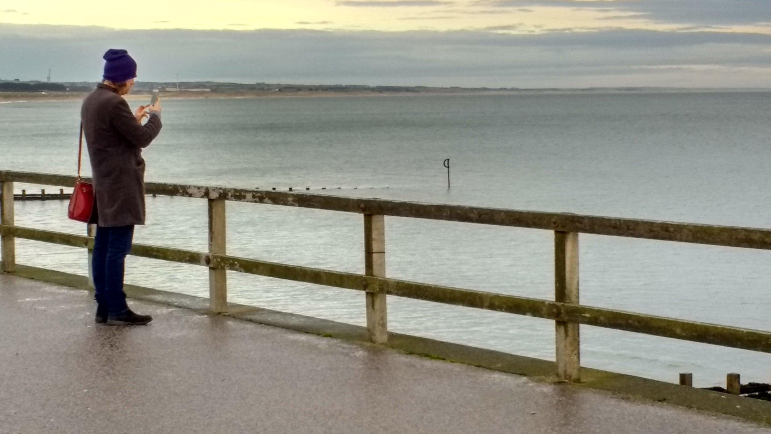 Aberdeen Beach Promenade