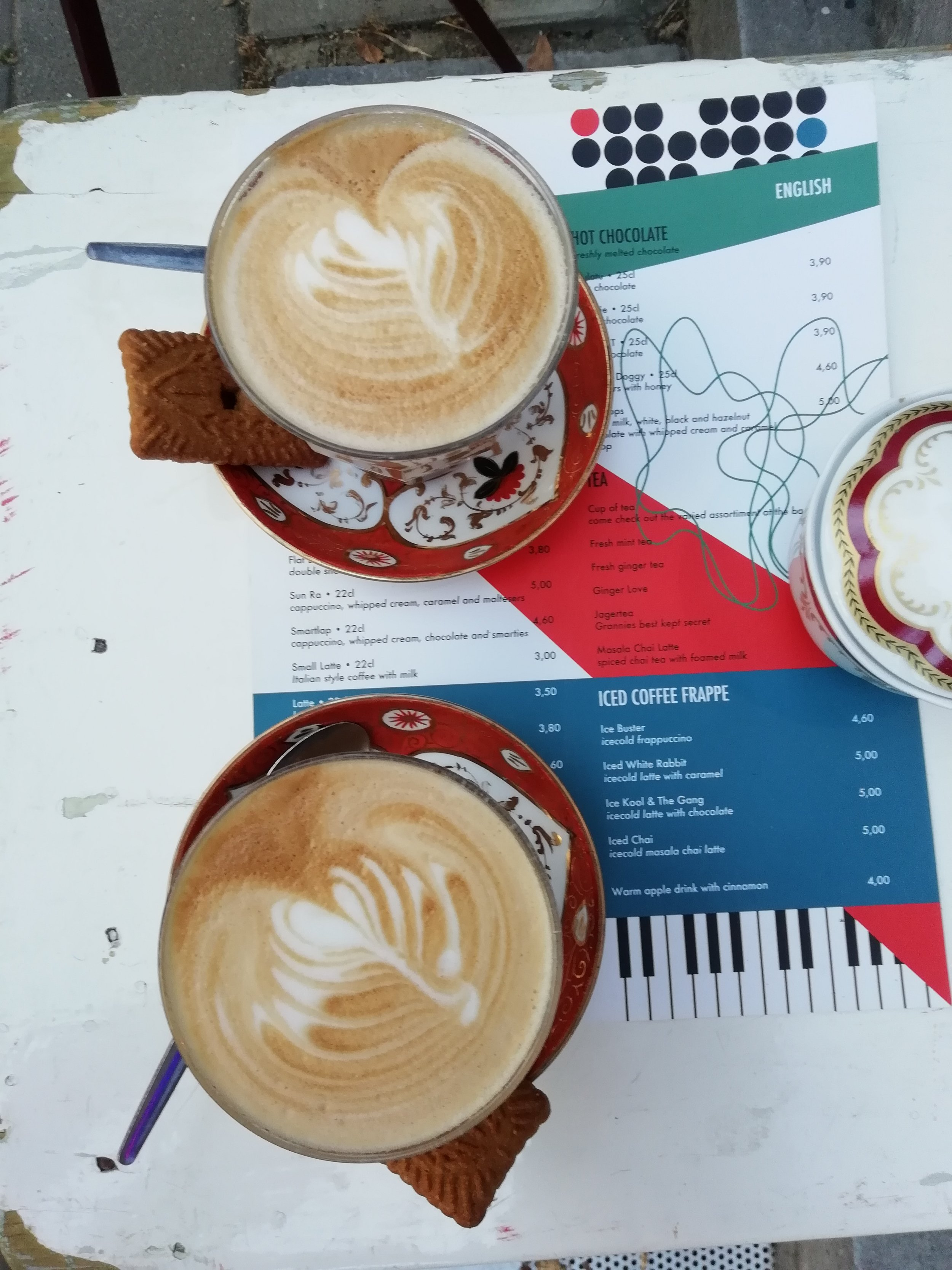 Barry Flat White