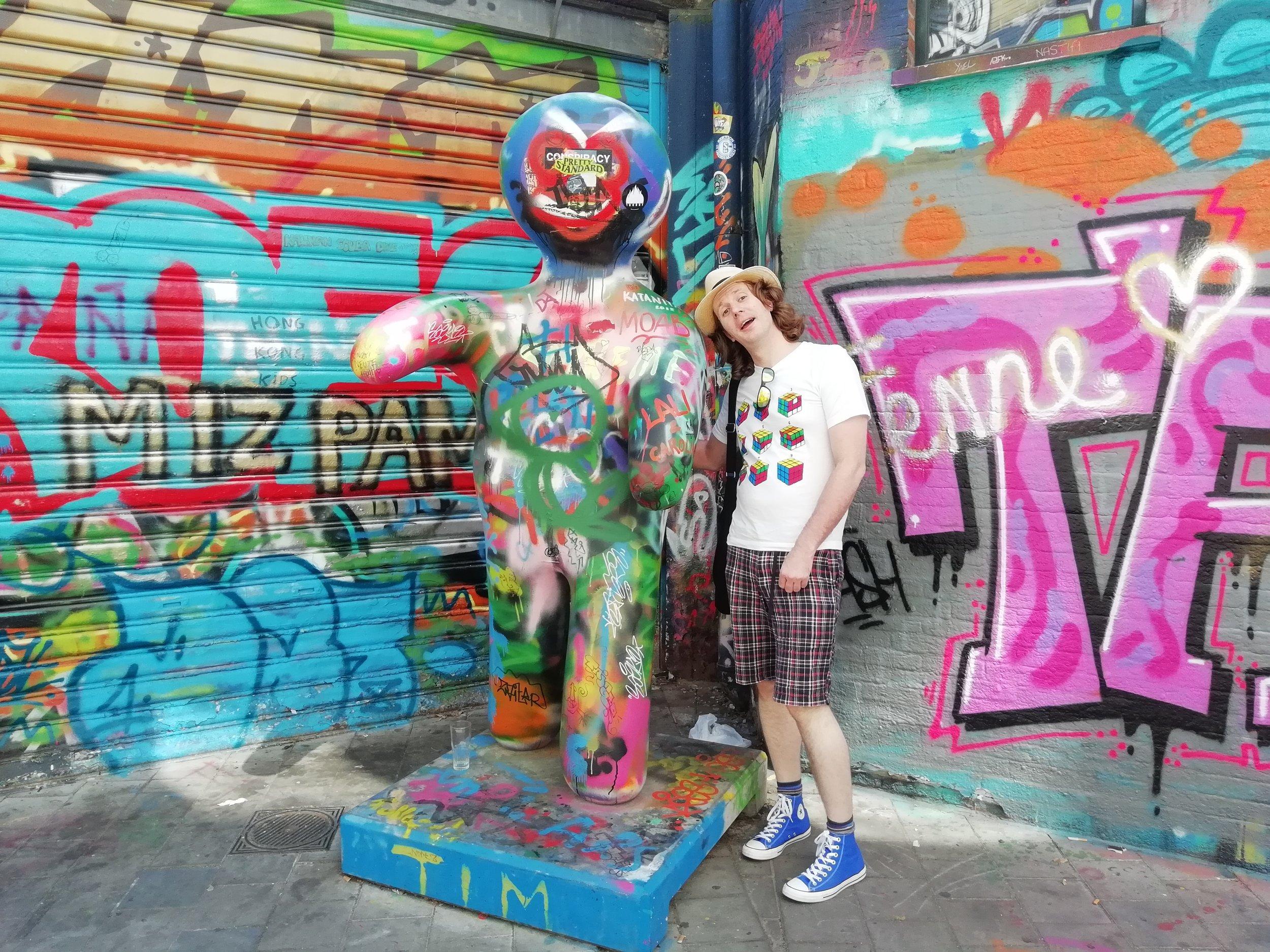 Graffitti Street