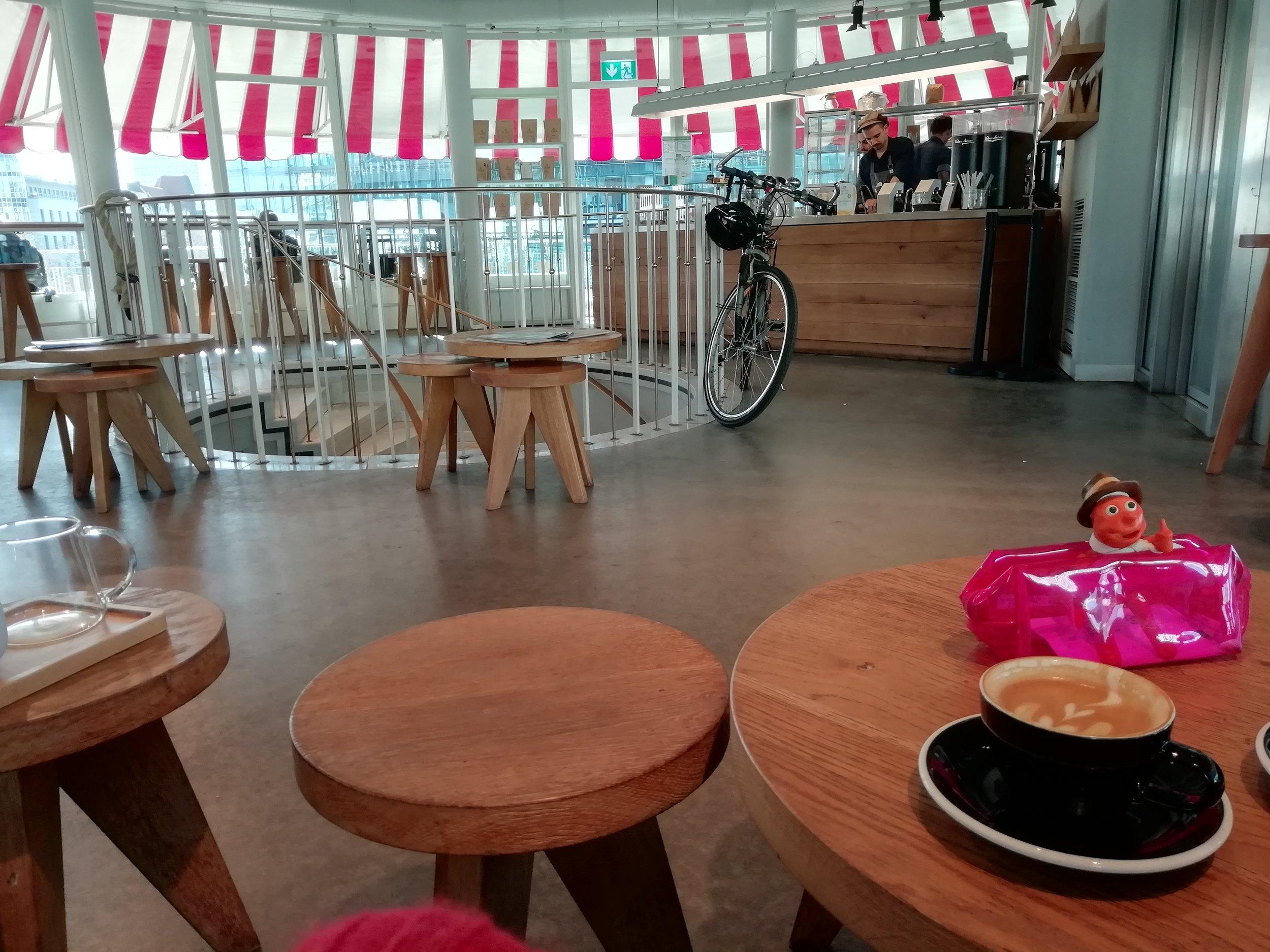 The Barn (Cafe K)