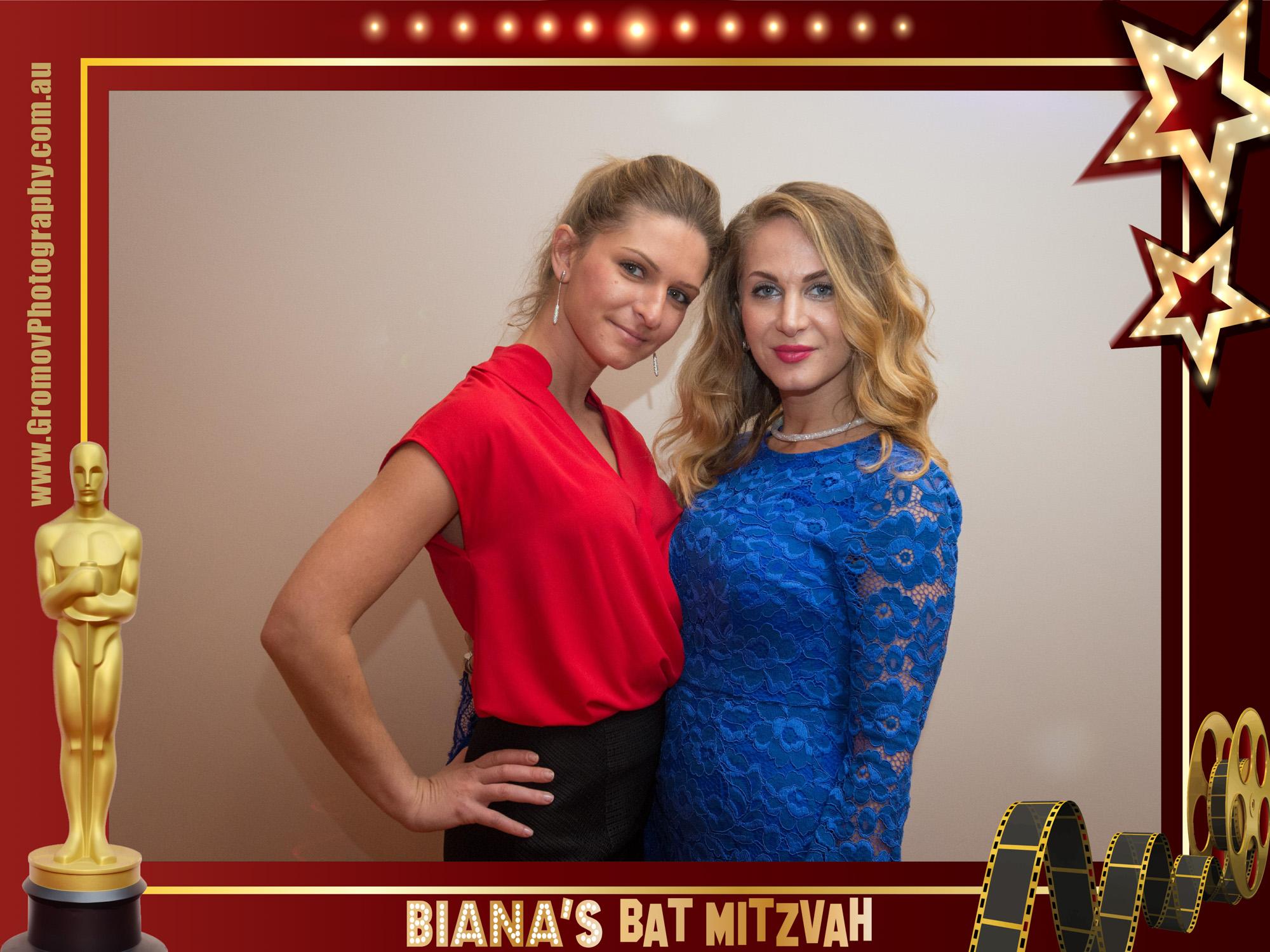 Hollywood - Biana's Bat Mitzvah v4