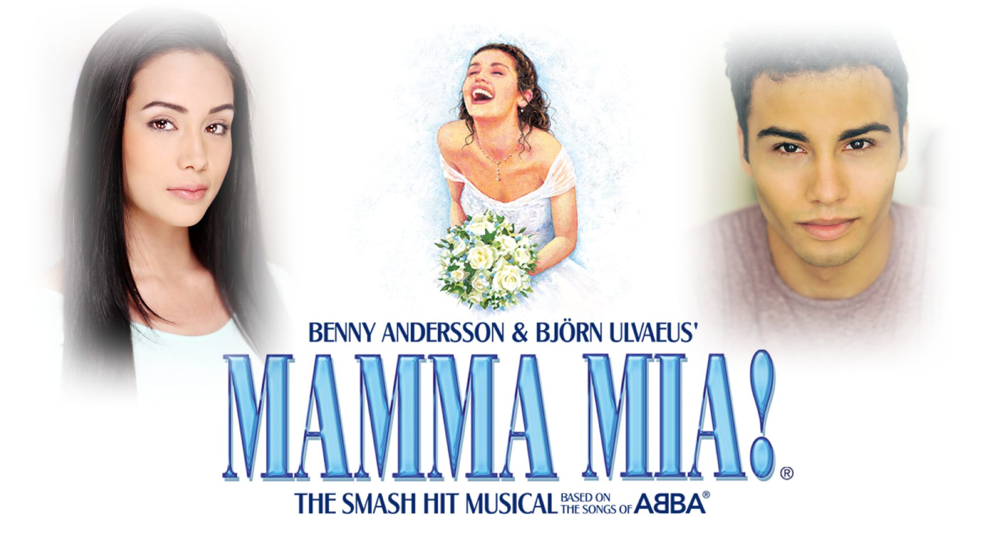 Charlotte Coggin and Kyle Flaherty are cast in Mamma Mia for Royal Caribbean Crusies