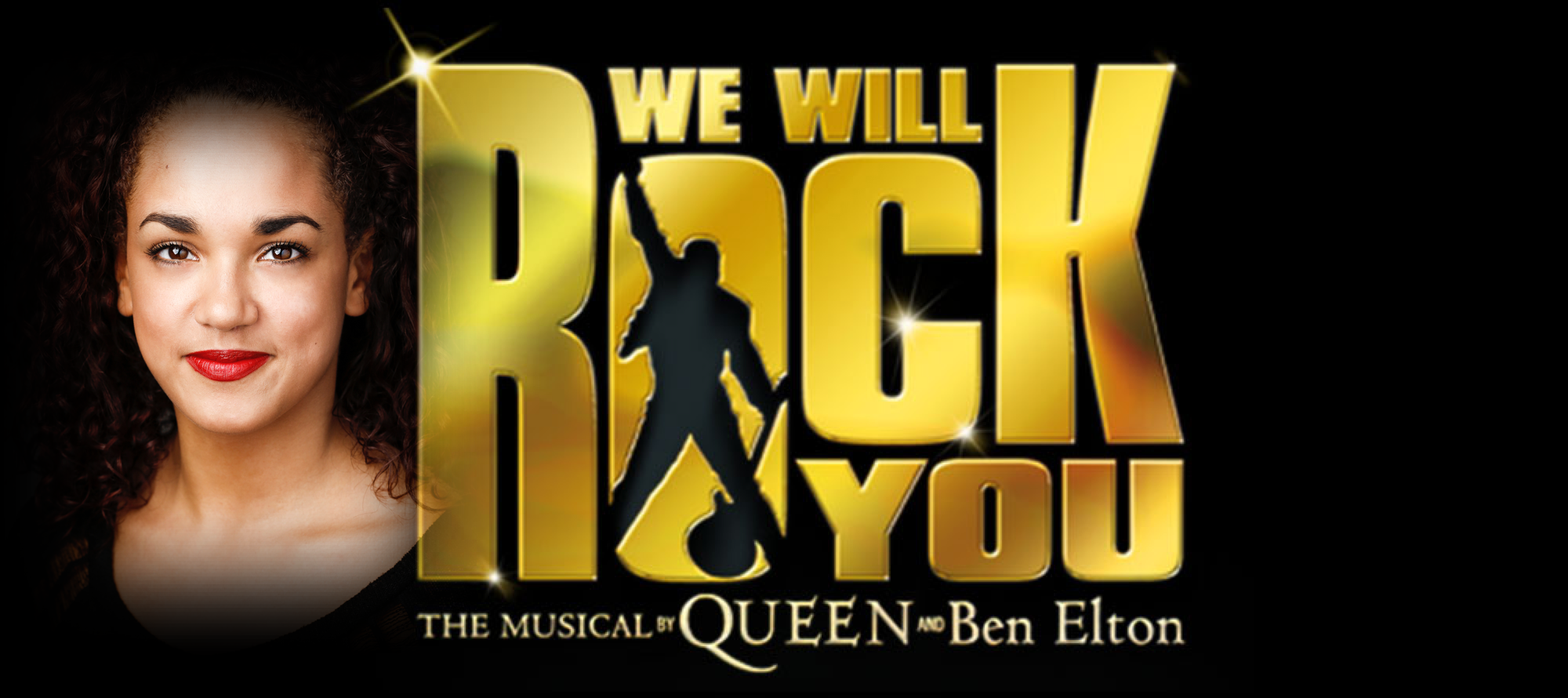 Georgia Briggs appears in We Will Rock You in Germany