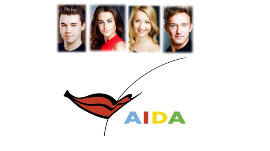James Haughan, Amber Davies, Hannah Lodite and Andrew Cannon currently appearing as Lead Vocalists for Aida Cruises