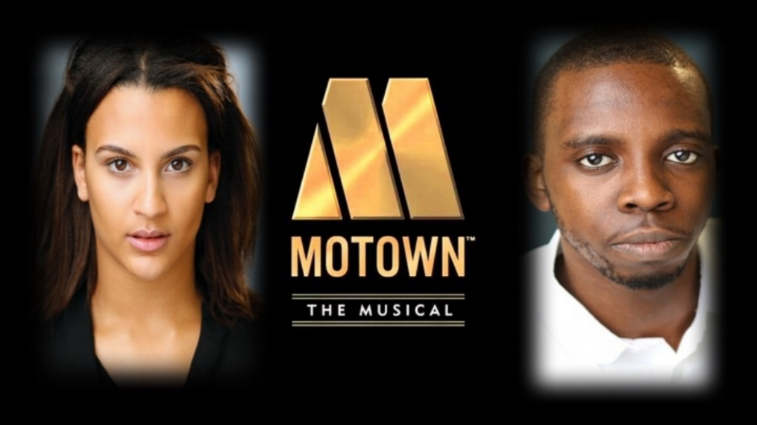 Natasha Leaver and Wilson Kirru join the West End cast of Motown the Musical