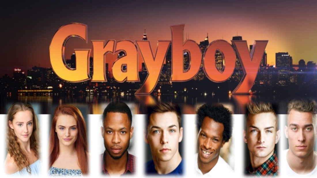 Pip Lloyd, Hippy Joe-Weston, Winny Herbet, Connor Tidman, Shaquille Brush, Mickey Barrett and Christian De-Gallerie all appear on Grayboy Cruises