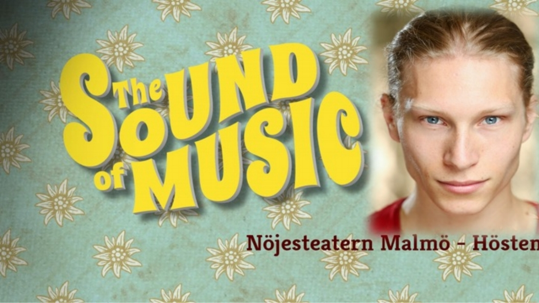 William Borjesson as Rolf Gruber in The Sound of Music, Norgesteastern Sweden