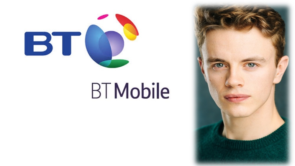 LINK Urdang client Christopher Guest has filmed for a commercial for BT Mobile!