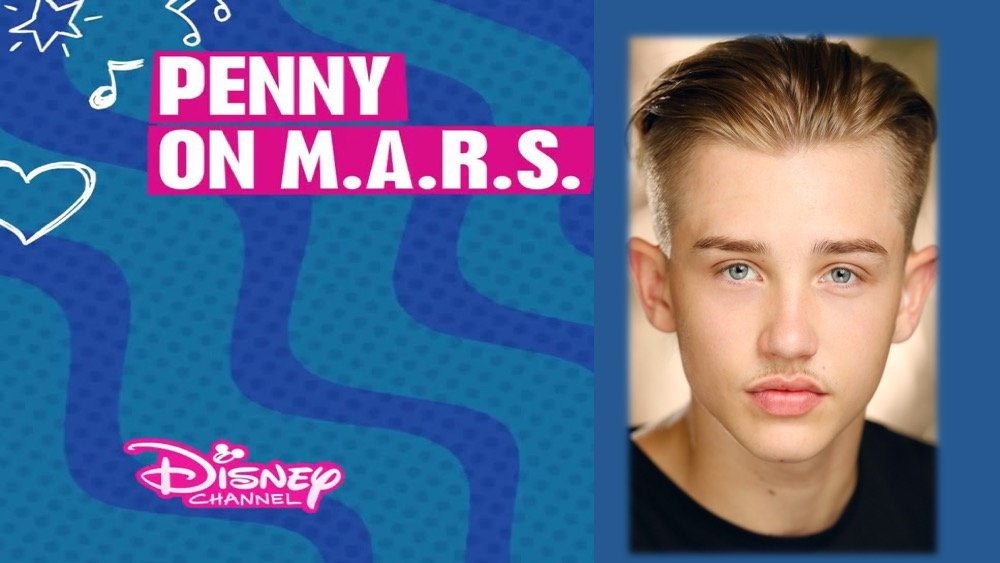 We are delighted to announce that LINK Urdang graduate Ryan Collinson is now appearing on Disney's 'Penny On M.A.R.S'