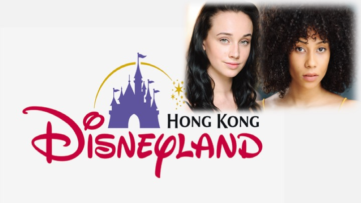 LINK Urdang graduate Gina Mills and LINK PRO client Nandipa Mukosi-Harri are both appearing in 'Mickey's Wondrous Book' at Disneyland Hong Kong. Gina will be appearing as Else/Rapunzel and Nandipa as Tiana.