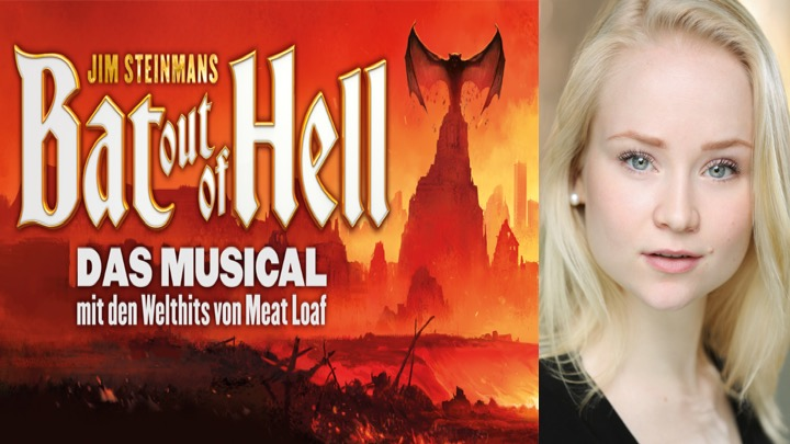 LINK Urdang graduate Ida Linnea Svanberg, is now appearing at the Metronom Theatre in Germany as cross swing in Bat Out Of Hell The Musical.