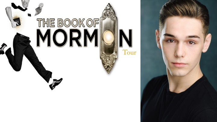 LINK Urdang graduate Isaac Hesketh is now appearing as Ensemble in The Book of Mormon UK and International Tour.