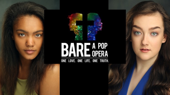 LINK Urdang graduate Athena Collins and Liv Alexander are now appearing in Bare: A Pop Opera. Athena Collins appears as Tanya and Liv Alexander appears as Diane.