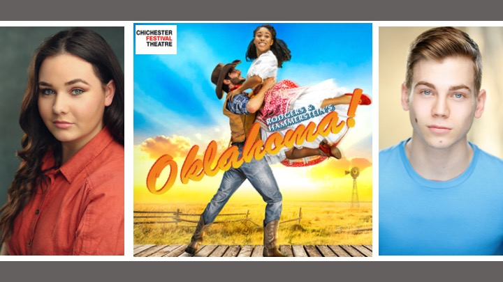 LINK Urdang graduates Imogen Bailey and Rory Shafford are both appearing as Ensemble in Oklahoma! at Chichester Festival Theatre.