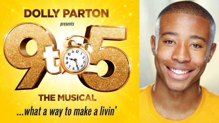 LINK Urdang graduate Antoine Thomas-Sturge makes his West End debut as Ensemble in Dolly Parton's hit musical 9 to 5.