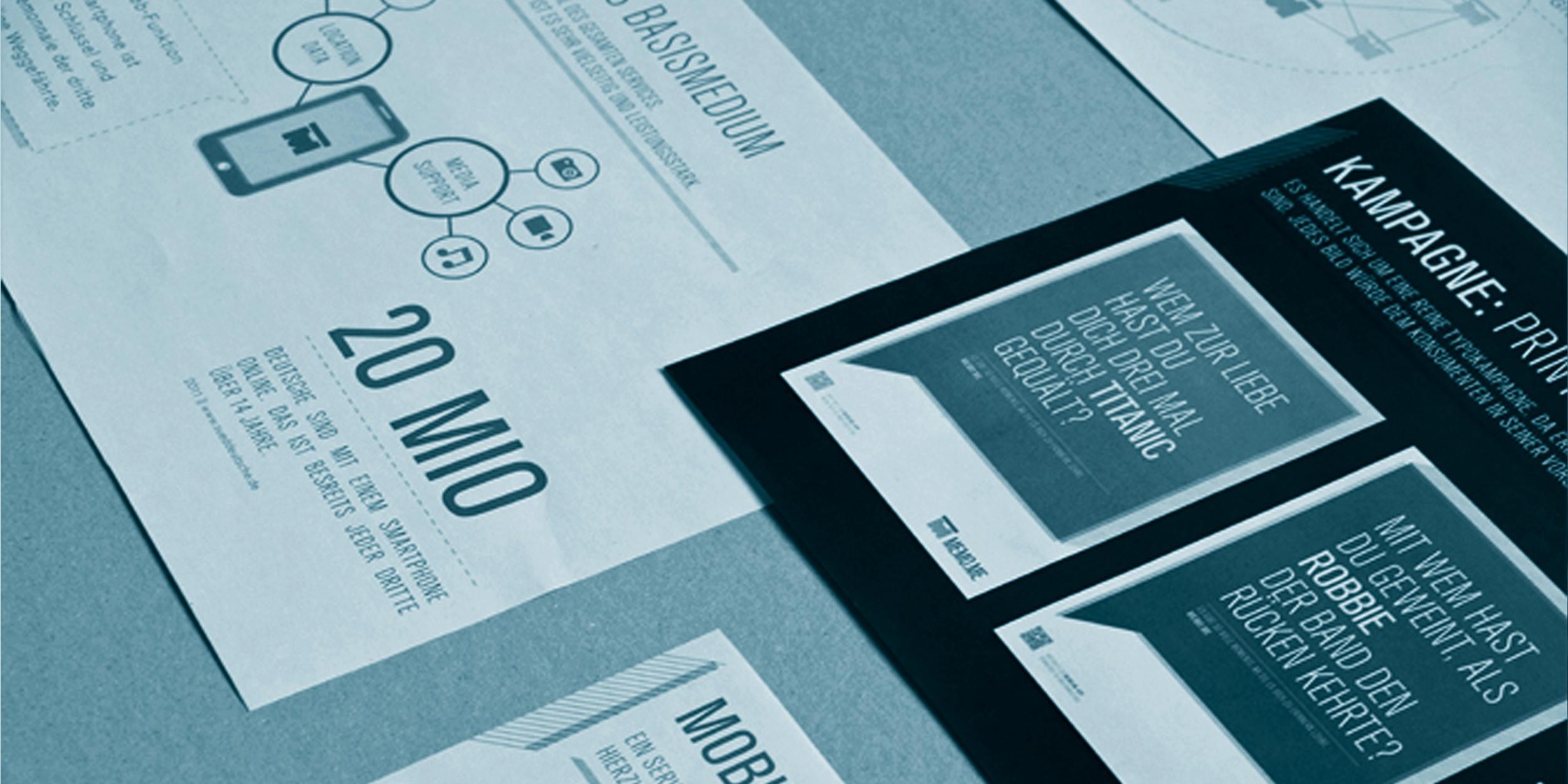 Visualisations & communication products