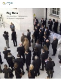 Big data for the next generation of event companies
