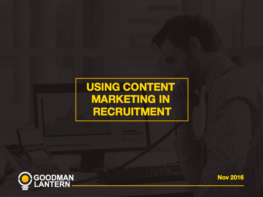 Ten invaluable tips to make content marketing work for your recruitment agency today